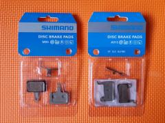 Brzdové Platničky Shimano M05 A A01s