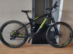 Celoodpužený Karbonový Bicykel Marin Mount Vision 8