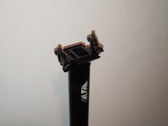 Sedlovka Alpha Ride 31,6mm Dlžka 32cm