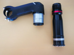 Cannondale Opi Predstavec 110mm, -15° + Stlpik Riadenia Standard 134