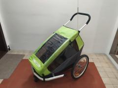 Predám Cyklovozik Pre Dieťa Croozer Kid For 1 + Odpružen Dogyie