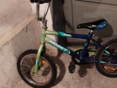 Detský Bicykel S Kontrou