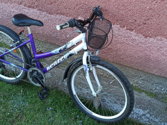 Dievčenský Bicykel Kenzel