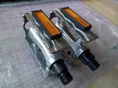 Hliníkové Pedále Union Sp 610 Silver