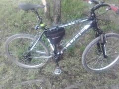 Bike Cube .rám L.kolesa 26.