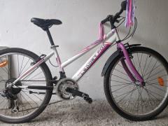"Detský Bicykel Leader Fox 24"""