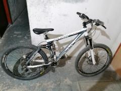 Vyskladaný Bike Ht
