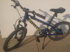 Bicykel Ghost Kato 2.0 - Night Blue/neon Yellow/riot Blue