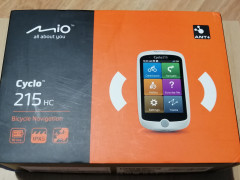 Mio Cyclo 215 Hc ( + Heart Rate + Cadence)