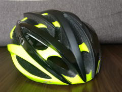 Prilba Giro 2 Mat Black/highlight Yellow L