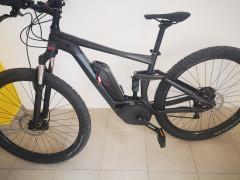 """E-bike Cube Stereo Hybrid 120 One 500 """"19"""" 623 Km"""