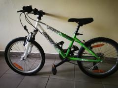 """Detský Bicykel 20"""" Dinotti X1011"""