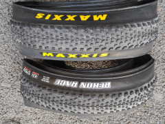 "Maxxis Rekon Race 29x2.35"" Exo Tr 120tpi Dc  Kevlar"