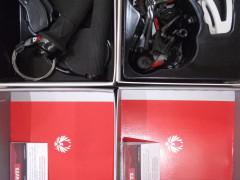 Sram X01 Eagle Black/red