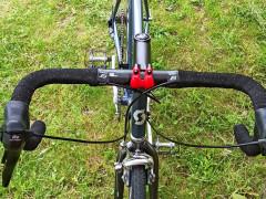 Cestny-gravel Bicykel