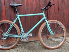 Retro Bike Tange Shimano Xt