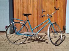 Dámsky Retro Bicykel Po Renovácii