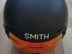 Prilba Smith Podium Tt Mips Time Trial - Matná čierna