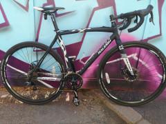 Raleigh Cx Gravel/cyklocross Bike