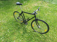 "Mestský Bicykel,, čo Garáž Dala"""