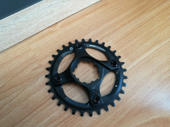 Nový Spider + Prevodník Sram X01 32z 6mm Offset Nonboost