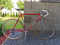 Cestný Retro Bicykel RenovÁcia