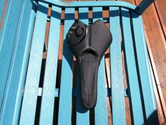 3 West Design Saddles Halcyon