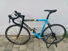 P: Cestny Bicykel Olmo Road Race, Shimano Ultegra, Top Stav