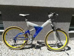 Predám Celoodpružený Bicykel Značky Kellys