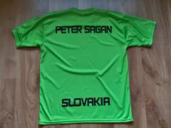 Fanúšikovské Tričko Peter Sagan