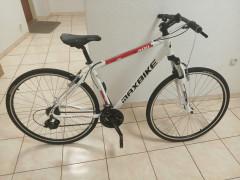 Cross Bicykel Maxbike Withe