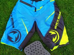 Mtb, Dh, Freestyle, Motocross Krátke Nohavice