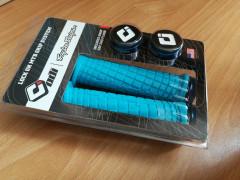 Nové Gripy Odi Troy Lee Designs Aqua Blue