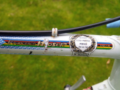 Cestný Bicykel F. Moser
