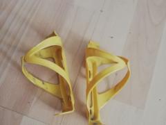 Predám žlté Košíky