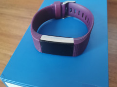 Smart Tracker Hodinky Fitbit Charge 2