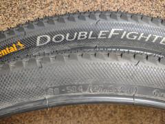 """Predám 27,5"""" Plášte Continental Double Fighter 3 / 27,5x2.0"""