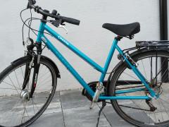Trekingový Bicykel Strada