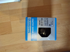 Shimano Nový Strmeň Brzd. Slx M7100 Hydraulický Post Mount+platničky G03s
