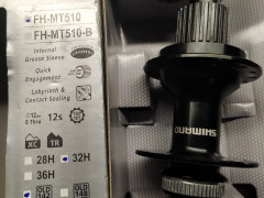 Náboj Zadný Fh Mt 510