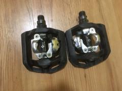 Predám Pedále Click´r Shimano Pd-t420