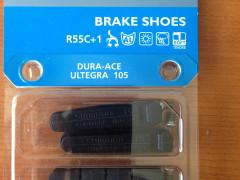 Shimano Brzdové Gumičky R55c+1
