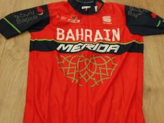 Novy Dres Bahrain Merida Sportful