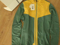 Novy Isadore Long Sleeve Shield Jersey - Vel. M