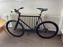 Štýlový Mestsky Bicykel Poskladaný Na Mieru