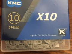 Predám Reťaz Kmc X10