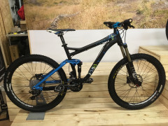 1e6fc6c65 Trail/enduro Bike Radon Slide 150 - Vel. M