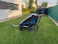 Predám Thule Chariot Sport 2 Cyklovozík