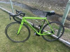 Cestný Bicykel Cannodale Caad Optimo Tiagra