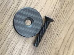 Karbonova Krytka Hlavoveho Zlozenia - 32mm